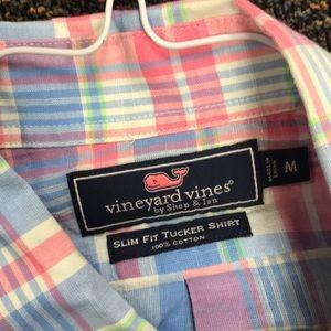 Vineyard Vines Shirts - Vineyard Vines Slim Tucker Shirt